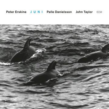 Juni Peter Erskine, Palle Danielsson, John Taylor stereodisc
